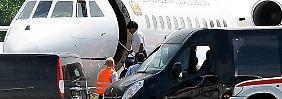 Boliviens Regierungsjet landet erneut zwischen: Morales bringt Flug-Eklat vor die Uno