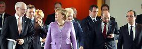EU-Regierungstreffen in Berlin: Ein Gipfel, keine Lösung