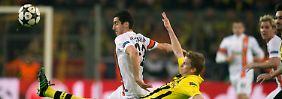 Teurer Trikottausch: Henrich Mchitarjan spielt demnächst in Gelb und Schwarz.