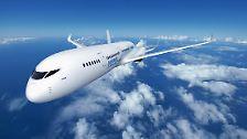 Stimmungstest für die Branche: Luftfahrtmesse in Farnborough