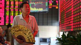 Regierung konzentriert sich auf Binnenmarkt: Wirtschaftswachstum in China sinkt