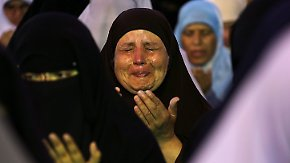 Verhärtete Fronten in Ägypten: Internetvideos zeigen Gewaltexzesse