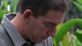 """Snowden-Wissen gefährlich für USA: """"Guardian""""-Journalist warnt vor weiteren Enthüllungen"""