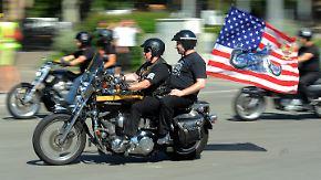 Arrangement mit der Flaute: Harley-Davidson unter der Lupe
