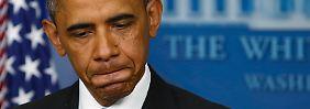 """Obama ergreift Position in Rassismus-Debatte: """"Auch ich hätte Trayvon Martin sein können"""""""
