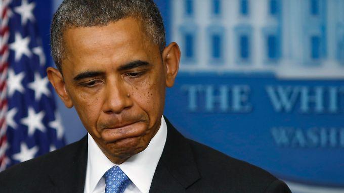 Überraschend emotionale Rede: Obama äußert sich zum Fall Trayvon Martin