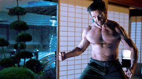 Zum sechsten Mal verkörpert Hugh Jackman den Mutanten.