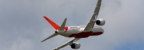 Dreamliner kann Hersteller nicht stoppen: Boeing bleibt im Steigflug