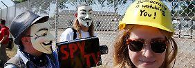 BND und NSA arbeiten wohl eng zusammen: Amerikaner belastet deutschen Geheimdienst