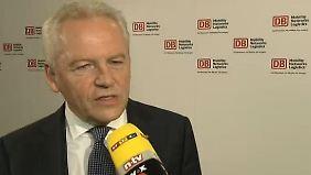 """Rüdiger Grube im n-tv Interview: """"Insgesamt sind wir sehr gut unterwegs"""""""