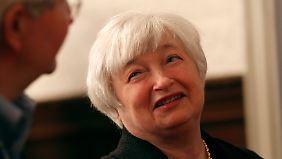 Nicht wenige sähen jedenfalls lieber Janet Yellen auf dem Top-Fed-Posten.