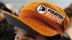 Frischer Wind im Segel: Piratenpartei profitiert von NSA-Überwachungsaffäre
