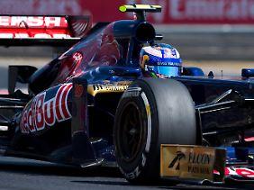 Daniel Ricciardo empfahl sich zuletzt im Red Bull für den Job an Vettels Seite.