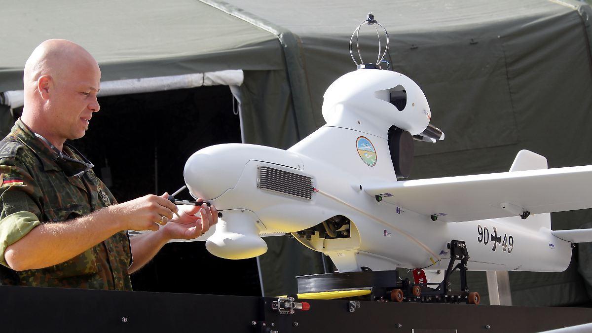 Drohnen-Abstürze kosten 100 Millionen