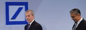 2013 endet mit Milliarden-Verlust: Altlasten ziehen Deutsche Bank tief ins Minus