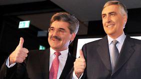 Siemens hat neuen Problemlöser: Kaeser soll aufräumen