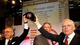 Autobauer will an die Weltspitze: VW fährt wichtige Gewinne ein