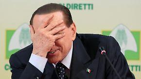 Skandalpolitiker droht Verurteilung: Berlusconi in Mediaset-Äffare angeklagt