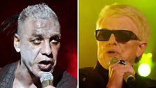 Heißer Gast-Gig in Wacken: So rockt Heino mit Rammstein