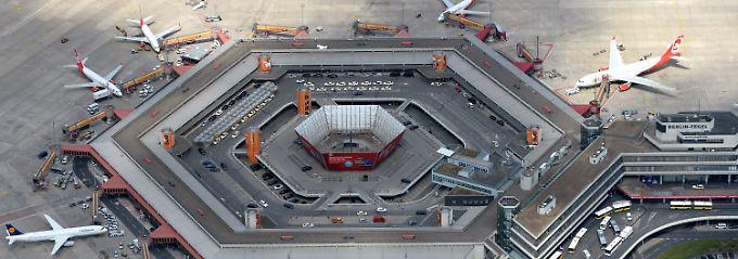 Um dem Passagieransturm standzuhalten, wird nochmal in den Flughafen Tegel investiert.