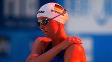 WM-Enttäuschung über 100 Meter Freistil: Britta Steffen erwägt Karriereende