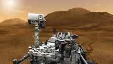 Das erste Jahr ist rum: Was Curiosity auf dem Mars entdeckt