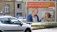"""""""Mein Mann beschwert sich selten"""": CDU macht Werbung mit Merkel als Hausfrau"""