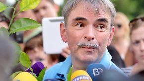 Fall ist längst ein Politikum: Gustl Mollath hofft auf fairen Prozess