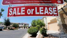 Weg mit Fannie und Freddie: Obama will Hypothekenmarkt umbauen