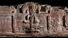 "Fundsache, Nr. 1212: ""Spektakulärer"" Maya-Fries in Guatemala"
