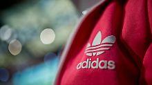Der Börsen-Tag: Adidas-Kurs geht durch die Decke