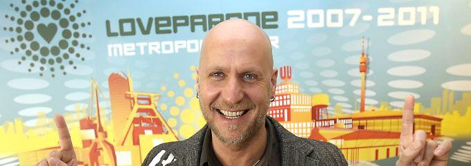 Herr über die Loveparade: Rainer Schaller.