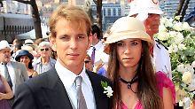 Hochzeitsglocken in Monaco: Ältester Sohn von Prinzessin Carolin heiratet
