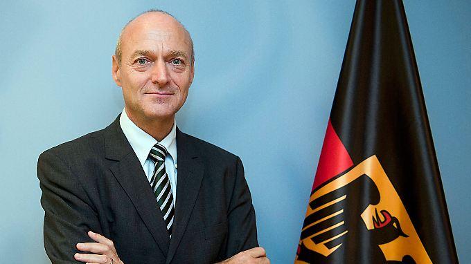 BND-Chef Gerhard Schindler ist seit dem 7. Dezember 2011 Chef des BND.