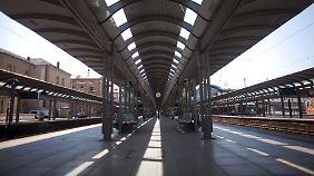 Ein Bahnhof geht vom Netz: Ab Montag drohen weitere Einschränkungen am Mainzer Hauptbahnhof.