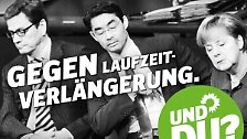 Für überladen und zu flapsig hält er die Grünen-Negativkamapagne gegen die schwarz-gelbe Koalition. Die Motive richteten sich wohl vor allem an die jüngere Zielgruppe.
