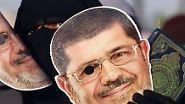 Sie wollen Mursi wieder im Amt des Präsidenten sehen.