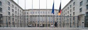 Das Bundesfinanzministerium in Berlin.