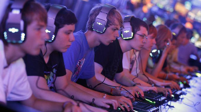 Es geht wieder los: Die Spielewelt trifft sich in Köln.