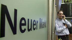 "Comeback an der Börse?: Rösler will neuen ""Neuen Markt"""
