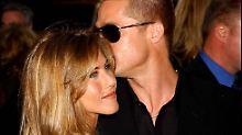 Aufgewärmt schmeckt nur Gulasch: Geht Jennifer Aniston wieder zu Brad Pitt?
