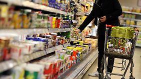 """""""Knappe Versorgungssituation"""": Lebensmittelpreise steigen weiter"""