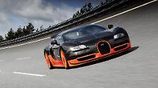 Das schnellste Serienfahrzeug der welt ist immer noch der Bugatti. VW-Chef Ferdinand Piech hat sich mit diesem Auto nicht nur einen Traum erfüllt, sondern trägt sich mit schön aufeinander folgenden Sondermodellen immer wieder in die Annalen der Schnellsten Autos der Welt ein.