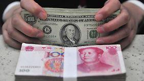 Die Wirtschaftsabkühlung in China beeinflusst auch Südostasien.