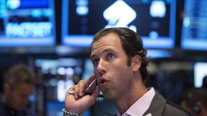 Wann tritt die Fed auf die Bremse?
