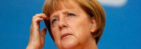 Krieg in Syrien: Deutschland will sich raushalten: Obama droht, Merkel zaudert