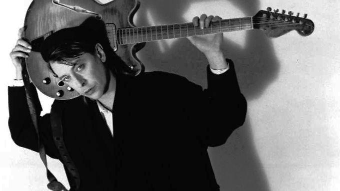 Begnadeter Texter, charismatischer Sänger: Rio Reiser (Bild von 1993).