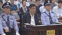 Chinesischer Spitzenpolitiker stolpert über Mordskandal: Bo Xilai legt Teilgeständnis ab