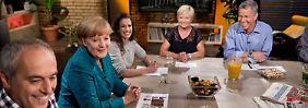 Fragestunde mit Merkel: Kanzlerin kündigt Bündnis für Kinder an