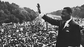"50 Jahre ""I have a dream"": Obama würdigt Martin Luther King"